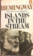 Islands in the Stream - Ernest Hemingway (Paperback, 1972 Penguin 1st Edition)