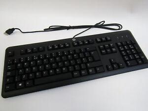 HP USB 2.0 keyboard english (QWERTY) QY776A#ABB / 672647-032