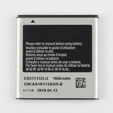 Original EB575152LU 1650mAh Battery For Samsung I9000 I589 I8250 I919U I9003