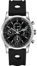 A1931012/BB68-227S   BRAND NEW! BREITLING TRANSOCEAN CHRONOGRAPH 1461 MENS WATCH