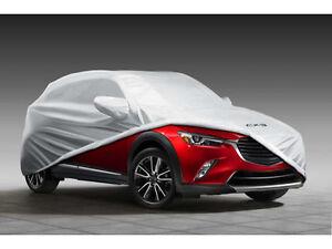 Mazda CX-3 2016 New OEM All weather car cover genuine accessory 0000-8J-S01