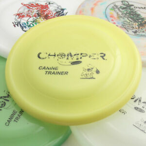 Wham-O FASTBACK FRISBEE MISPRINT - Single Chomper Dog Disc (Asst Colors)