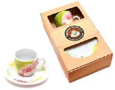 Espressotasse Tasse Tassen Becher Kaffeetassen La Vida für Dich:-) Lebe Liebe