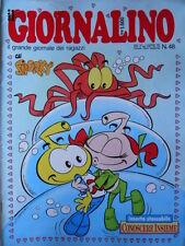 Giornalino n°48 1987 con catalogo giocattoli OVIESSE 8 pagine [G.301]