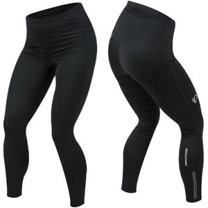 PEARL iZUMi Men's Bicycle Cycle Bike Select Escape Thermal Tight Black