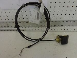 Ford Explorer Hood Release Cable Assembly 2000 01 99 98 97 F87Z16916AA OEM