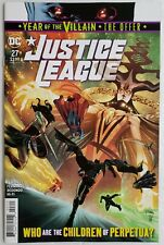 JUSTICE LEAGUE #27 HIGH GRADE BATMAN 1ST PRINT NM 2019