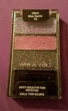Wet n Wild Pinks Purples Face Glitter Palette Trio # 386A When Sparks Fly