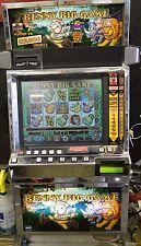 "IGT I-GAME COINLESS VIDEO SLOT MACHINE ""BENNY BIG GAME'' *VEGAS SLOTS*"