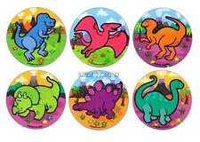 12 Dino Dinosaur Stickers Kid Reward Party Goody Loot Bag Filler Favor Supply