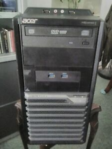 PC computer workstation tower