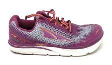 Altra Women's Torin 3 Running Shoe, Purple/Orange, 8.5 B Us Used