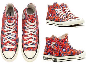 Converse CULTURE PRINT CHUCK 70 HI Limited Sneakers Shoes 40