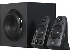 Logitech Certified Refurbished Z623 | 980-000402 200 Watts 2.1 Home Speaker Syst