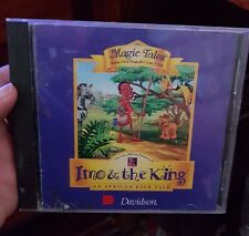 Magic Tales - Imo & The King (stories come to life) -  PC GAME - FREE POST