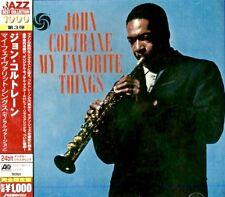 John Coltrane – My Favorite Things ( CD - Album - Remastered )