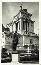 ROMA - Statua di Giulio Cesare - Altare della Patria- Rif. 186 PI