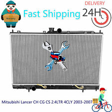Premium Radiator for Mitsubishi Lancer CH CG CS 2.4LTR 4CLY 2003-2007 Auto/Man