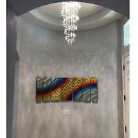 Spiral Crystal Chandelier Pendant Light LED Ceiling Lamp Fixtures Living room