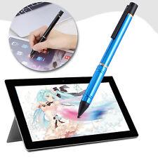 Fine Point Round Thin Tip Capacitive Stylus Pen For iPhone Mini iPad Air 2 SG