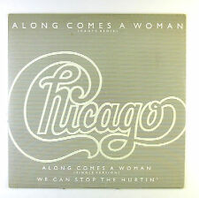 """12"""" Maxi - Chicago  - Along Comes A Woman - C1570 - RAR - washed & cleaned"""