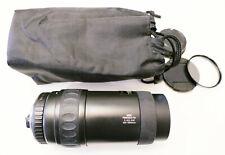 SMC Pentax FA mount 100-300mm F4.5-5.6 auto/manual focus DSLR/Film SLR lens MINT