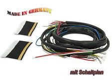 DKW faisceau câbles NZ 250/350/500 (avec schéma) Câble équipé Moto