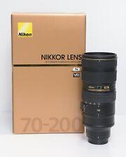 Nikon Nikkor 70-200 mm F/2.8 II G VR - Super Zustand ***FACHHÄNDLER***