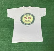 Vintage Dos Equis Beer Shirt Size L Mexican Beer XX