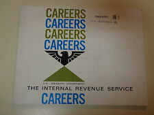 The Internal Revenue Service Careers 1961 IRS Employee Recruitment Booklet