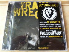 Boys Night Out Trainwreck THE RECEIVING END OF SIRENS ISLES & GLACIERS FULLBLAST