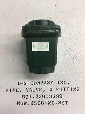 "2"" NPT Zoeller Pump Co. Cast Iron Check Valve -NEW-"