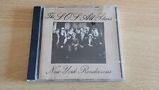 THE SOS ALL-STARS - NEW YORK RENDEZVOUS - CD