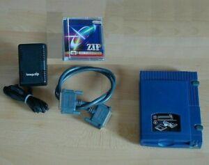 SCSI ZIP Drive 100MB Iomega Laufwerk für AKAI und EMU Sampler / PC Mac geeignet