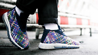 New Nike Air Max Woven Boot SE Size 10 Multicolor AH8139-400