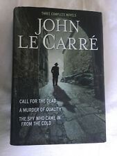 John Le Carré Omnibus : Spy Who Came in from Cold, Murder in Quality, Call Dead
