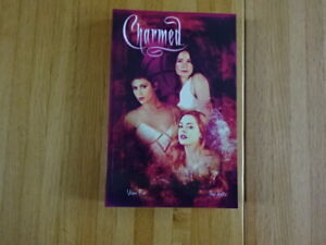 RARE COPY OF CHARMED VOLUME 4 TPB GRAPHIC NOVEL! ZENESCOPE!