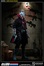 "Destro Arms Dealer Cobra Enemy Villain GI Joe Action 12"" Figur Sideshow"