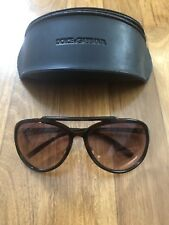 8a60de9a648e Dolce Gabbana Metal Frame 100% UVA   UVB Protection Sunglasses ...