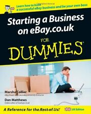 Starting a Business on eBay.co.uk For Dummies UK Edition,Dan Matthews,Marsha Co