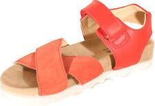 Primigi Sandale mit Fersenriemen 73951 - Rot / Mango Leder Normal Kinder