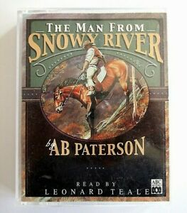 ABC Radio Collection:The Man from Snowy River  ( Audio Cassette Tape )