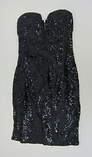 TFNC Graynor Mini Dress - Womens UK 10 (US 6) - Black - NWT