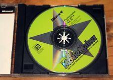Microsoft 3D Movie Maker Windows 95