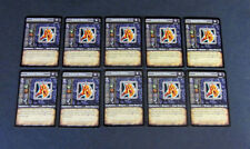 Lot of (10) World of Warcraft WoW Miniatures Crafted Drakefist Hammer