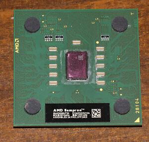 AMD Sempron Processor 2500+ Processor 1750Mhz Socket A