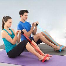 Cordes traction élastiques abdos résistance élastiques sport Fitness maison