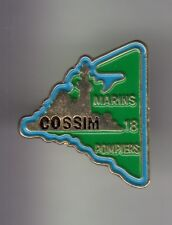 RARE PINS PIN'S .. POMPIER FIRE MARINE ARMEE ARMY COSSIM PHARE  MARSEILLE 13 ~CY