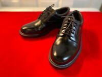 Deer Stags Men's Crown Oxford Dress Shoes, Black Size 9.5