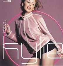 Kylie Minogue-Spinning Around cd  single